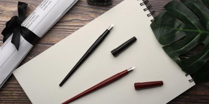 シナリオライターが使うペン